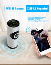 Panaromic View Home Security Camera Clever WiFi Monitor For Smart phones Tablet