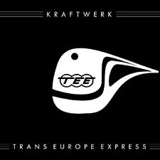KRAFTWERK 'TRANS EUROPE EXPRESS' LP VINYL NEW SEALED 33RPM REMASTERED
