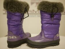 NEW DIESEL KIDS BOOTS SIZE US 7 EURO 23.5