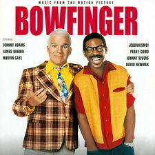 CD Album Bowfinger Original Soundtrack (James Brown) Varese Sarabande