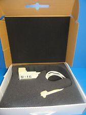 GE 548c Ref 2111713 3-5 / D 3 MHz Convex Abdominal Ultrasound Transducer (6054)