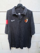 Polo style maillot rugby STADE TOULOUSAIN Toulouse NIKE shirt 2XL XXL