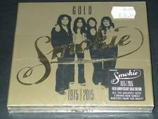 Gold: 1975-2015 by Smokie [40TH ANNIVERSARY EDITION] 2CD