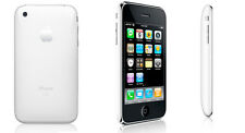 APPLE IPHONE 3 GS 16GB WHITE 3GS 16 GB! WITH ACCESSORIES