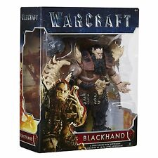 Jakks Pacific WOW World Of WARCRAFT Movie Figure 6 Inch BLACKHAND Brand New!