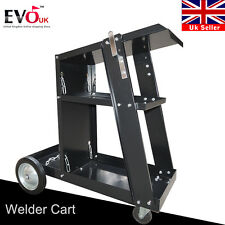 New Welding Cart / Trolley For MIG TIG ARC MMA Welder Plasma Cutter Mobile
