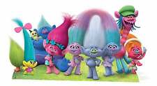DreamWorks Trolls Panoramic Cardboard Cutout / Stand Up / Standee Snack Pack