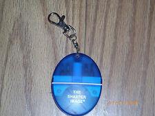 The Sharper Image SMALL blue DRILL BIT SET FLAT SCREWDRIVER + PHILIPS HEAD BIT