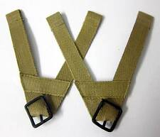 M1 M2 M1C Airborne Helmet Liner 'A' Yokes Suspension chin straps cup WW2 US Army