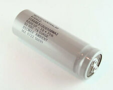 2x 5000uF 50V Large Can Electrolytic Aluminum Capacitor 5,000 50VDC 5000mfd DC