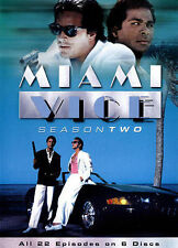 Miami Vice ~ Complete 2nd Second Season 2 Two ~ BRAND NEW 6-DISC DVD SET
