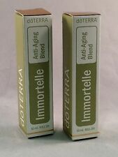 2 Pack - doTERRA Immortelle Essential Oil Anti-Aging Blend - FREE SHIPPING!!