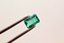 7 X 5mm Emerald Cut Natural Colombian Emerald Loose Gemstone