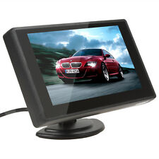 4.3'' 16:9 Color TFT LCD 2-CH Video Input DVD VCD Car Rear View Monitor Headrest