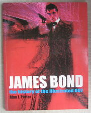 James Bond The History of the Illustrated 007 by Alan J. Porter Oversize SC