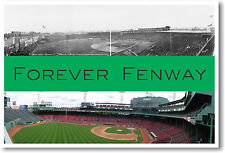 Forever Fenway Park - Boston Red Sox - NEW Print POSTER
