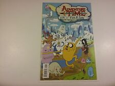 Adventure Time With Finn and Jake #1 (2012 Boom! Studios) First Print Cover B NM