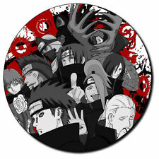 Parche imprimido, Iron on patch, /Textil sticker, Pegatina/ - Naruto Akatsuki