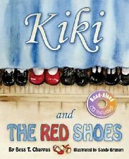 Kiki and the Red Shoes, book,, ?, Bess T. Chappas, Good, 2007-09-19,