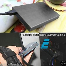Portable 2.5 inch USB 2.0 HDD Case/Hard Drive Disk SATA External Encloser
