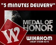 Medal of Honor STEAM Game for PC Region FREE ROW Fast Delivery