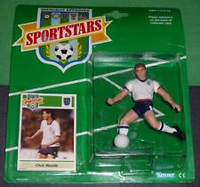 1989 CHRIS WADDLE England UK soccer - low s/h - starting lineup United Kingdom