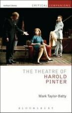 Harold Pinter (Writers Lives)