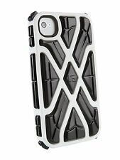 G-Form XTREME  Ruggedized Protective Case for Apple iPhone 4 & 4S White/Black