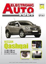 Manuale diagnosi - impianto elettrico ed elettronico auto - Nissan Quashqai
