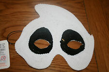 BNWT Halloween mask from Claire's accessories. Ghost. RRP £5.50