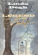 Legend and Belief : Dialectics of a Folklore Genre by Linda Dégh (2001,...
