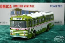 [TOMICA LIMITED VINTAGE LV-23d 1/64] HINO RB10 BUS (Hiroshima Dentetsu Bus)