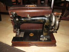 Wheeler & Wilson D9 circa 1880s sewing  machine- untested./ restoration project