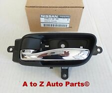 NEW 2013-2015 Nissan Altima, Pathfinder Driver Interior Door Handle, OEM Nissan