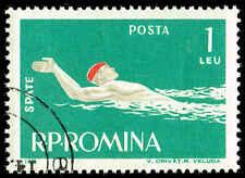 Scott # 1549 - 1963 - ' Backstroke '
