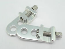 "New BMX Chain Tensioner 3/8"" (Silver)"