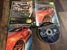 Need for Speed: Underground (Microsoft Xbox, 2003) Used Free US Shipping