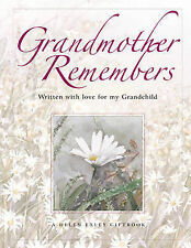 Grandmother Remembers (Helen Exley Giftbooks),Pam Brown,New Book mon0000068734