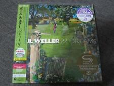 PAUL WELLER 22 DREAMS JAPAN MINI LP SHM 2 CD THE JAM STYLE COUNCIL SEALED