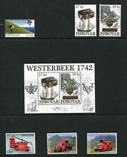 Faroe Islands 2016 Post Office Yearpack Year Set NH Mint Official