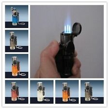 Cigar Cigarette butane lighter 3 jet torch flame lighter good gift for friend