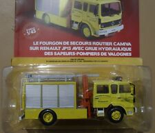 n° 43 RENAULT JP 13 Camion Pompiers Secours Routier CAMIVA grue  1/43 Neuf