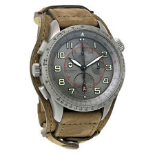 Victorinox Airboss Mach 9 Limited Edition Gray Dial Automatic Mens Watch 241732