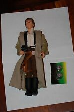 "Han Solo Trench Endor 12"" Figure-Hasbro-Star Wars 1/6 Scale Customize Side Show"