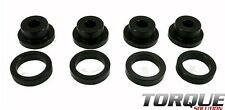 Drive Shaft Carrier Bearing Support Bushings: Fits Evo 92-14 by Torque Solution