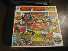 Big Brother & The holding Company; Cheap Thrills    on LP