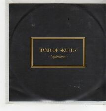 (FL181) Band Of Skulls, Nightmares - 2014 DJ CD