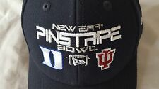 New Era 9Forty Adjustable Pinstripe Bowl Blue Baseball Cap
