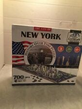 The City of New York History over Time Puzzle 700 pieces 4d city scape