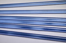 8mm Blueeei Borosilicate Rod 1/4 Kilo
